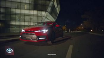 2020 Toyota Corolla TV Spot, 'You Look Awfully Good: Corolla Night Drive' [T2]