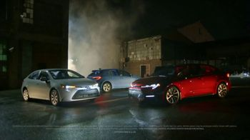 2020 Toyota Corolla TV Spot, 'You Look Awfully Good: Corolla Night Drive' [T2] - Thumbnail 6