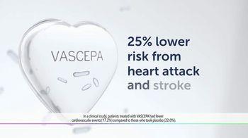 Vascepa TV Spot, 'Still at Risk' - Thumbnail 4