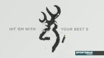 Browning A5 TV Spot, 'Hit 'Em With Your Best Shot' - Thumbnail 6