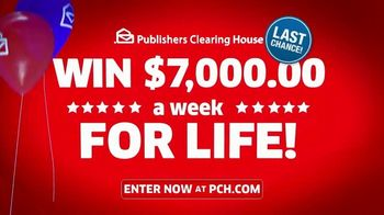 Publishers Clearing House TV Spot, 'Step on It' Featuring Terry Bradshaw - Thumbnail 9