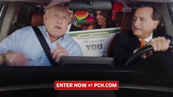 Publishers Clearing House TV Spot, 'Step on It' Featuring Terry Bradshaw - Thumbnail 2