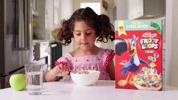 Kellogg's TV Spot, 'Kellogg's Feeding Reading Program' - Thumbnail 1