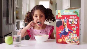 Kellogg's TV Spot, 'Kellogg's Feeding Reading Program' - Thumbnail 2
