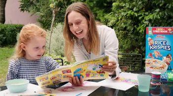 Kellogg's TV Spot, 'Kellogg's Feeding Reading Program' - Thumbnail 8