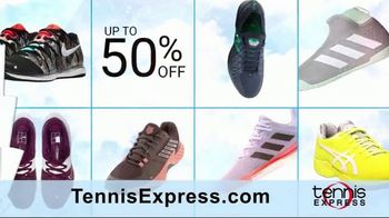 Tennis Express Prime Week TV Spot, 'Discounted Shoes, Apparel & Racquets' - Thumbnail 2