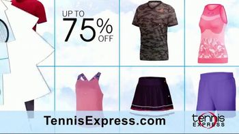Tennis Express Prime Week TV Spot, 'Discounted Shoes, Apparel & Racquets' - Thumbnail 4
