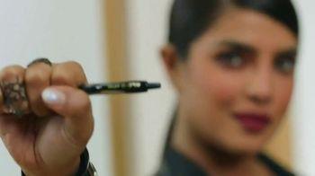 Pilot Pen G2 TV Spot, 'Unstoppable Is an Understatement' Featuring Priyanka Chopra, Song by Ian Post - Thumbnail 2