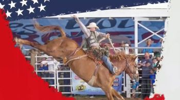 Pretty Prairie Rodeo TV Spot, 'The Largest Night Rodeo' - Thumbnail 1