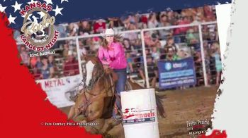 Pretty Prairie Rodeo TV Spot, 'The Largest Night Rodeo' - Thumbnail 2
