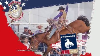 Pretty Prairie Rodeo TV Spot, 'The Largest Night Rodeo' - Thumbnail 3