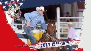Pretty Prairie Rodeo TV Spot, 'The Largest Night Rodeo' - Thumbnail 4