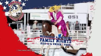 Pretty Prairie Rodeo TV Spot, 'The Largest Night Rodeo' - Thumbnail 6