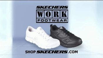 SKECHERS Work Footwear TV Spot, 'Trabajadores esenciales' [Spanish] - Thumbnail 8