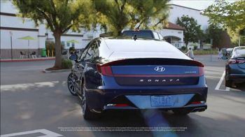 2020 Hyundai Sonata TV Spot, 'Remote Smart Parking Assist' [T2] - Thumbnail 3