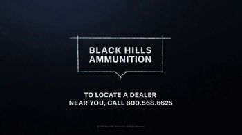 Black Hills Ammunition TV Spot, 'Lineup' - Thumbnail 8