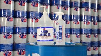 VP Racing Fuels Hand Sanitizer TV Spot, 'Get Back to Work' - Thumbnail 7