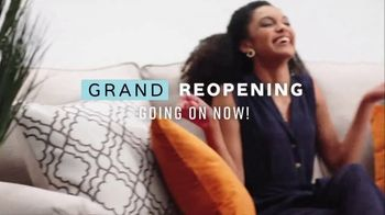 Ashley HomeStore Grand Reopening TV Spot, 'Up to 50 Percent Off or Zero Interest' - Thumbnail 3