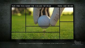 DraftKings TV Spot, 'PGA: Fairway Frenzy' - 92 commercial airings