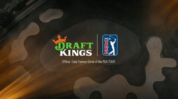 DraftKings TV Spot, 'PGA: Fairway Frenzy' - Thumbnail 1