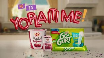 Yoplait TV Spot, '¡Es Yoplaitime!: Dunk' [Spanish] - Thumbnail 9