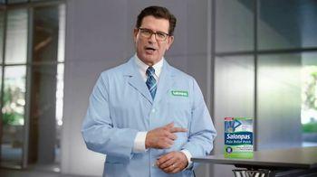 Salonpas Pain Relief Patch TV Spot, 'OTC Pain Relievers'