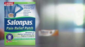 Salonpas Pain Relief Patch TV Spot, 'OTC Pain Relievers' - Thumbnail 4
