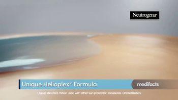 Neutrogena Ultra Sheer TV Spot, 'Medifacts: Skin Aging' - Thumbnail 4