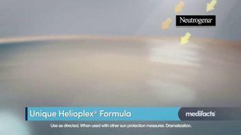 Neutrogena Ultra Sheer TV Spot, 'Medifacts: Skin Aging' - Thumbnail 5