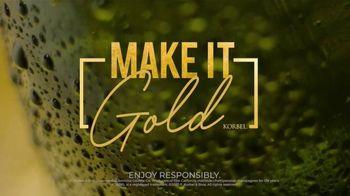 Korbel Brut TV Spot, 'Make It Gold' Song by Sister Sparrow - Thumbnail 6