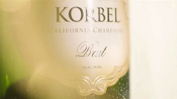 Korbel Brut TV Spot, 'Make It Gold' Song by Sister Sparrow