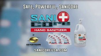 Silverthorn Industries SaniCOre TV Spot, 'Safe and Powerful' - Thumbnail 6