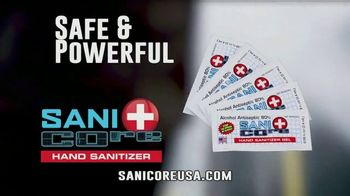Silverthorn Industries SaniCOre TV Spot, 'Safe and Powerful' - Thumbnail 5