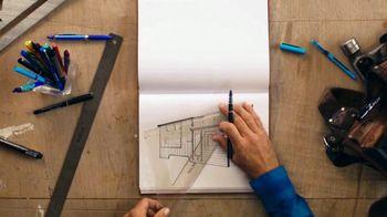 Pilot Precise Pens TV Spot, 'A&E: Driven By Precision' Featuring Zack Giffin - Thumbnail 3