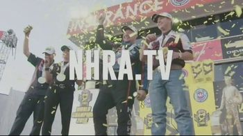 NHRA.TV TV Spot, 'All the Action: $129' - Thumbnail 1