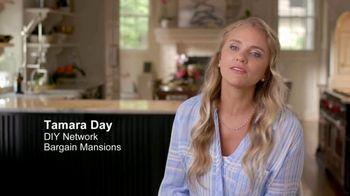 Pilot Precise Pens TV Spot, 'DIY Network: Bargain Mansions' Featuring Tamara Day