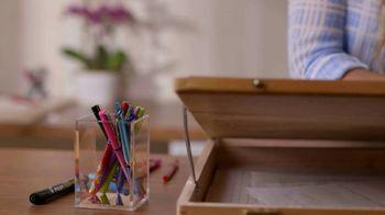 Pilot Precise Pens TV Spot, 'DIY Network: Bargain Mansions' Featuring Tamara Day - Thumbnail 6
