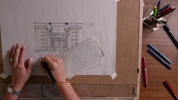 Pilot Precise Pens TV Spot, 'DIY Network: Bargain Mansions' Featuring Tamara Day - Thumbnail 8