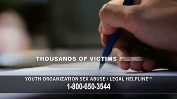 Sheldon Law Group TV Spot, 'Sexual Abuse While Part of a Youth Organization' - Thumbnail 3