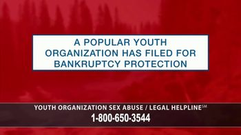 Sheldon Law Group TV Spot, 'Sexual Abuse While Part of a Youth Organization' - Thumbnail 4