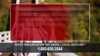 Sheldon Law Group TV Spot, 'Sexual Abuse While Part of a Youth Organization' - Thumbnail 7