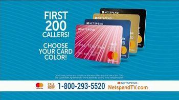 NetSpend App TV Spot, 'Better Control of Your Money' - Thumbnail 7