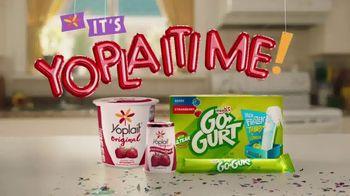 Yoplait TV Spot, 'It's Yoplaitime: Dunk' - Thumbnail 8