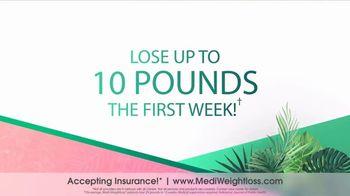 Medi-Weightloss TV Spot, 'Slim Down for Summer: 50 Percent Off Starter Kit' - Thumbnail 3