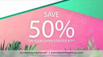 Medi-Weightloss TV Spot, 'Slim Down for Summer: 50 Percent Off Starter Kit' - Thumbnail 4