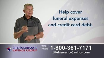 Life Insurance Savings Group TV Spot, 'Acceptance Is Guaranteed' Featuring Mike Ditka - Thumbnail 6