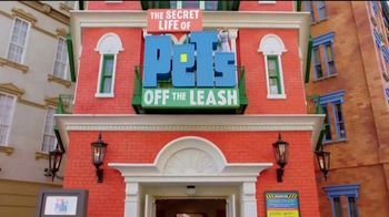 The Secret Life of Pets: Off the Leash TV Spot, 'Coming to Life' - Thumbnail 2