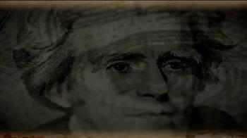 FOX Nation TV Spot, 'Andrew Jackson: Hero Under Fire'