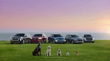 Hyundai TV Spot, 'Size of Adventure' [T2] - 252 commercial airings