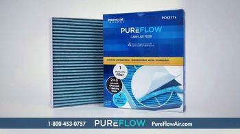 PureFlow Air Cabin Filter TV Spot, 'Find Your Filter'